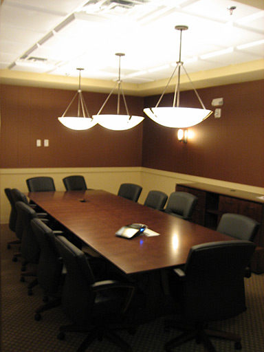 Law Office Board Room